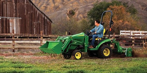 Sub Compact Utility Tractors