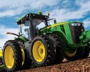 Agriculture Equipment Financing