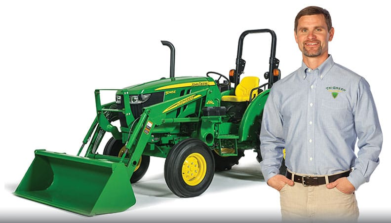 TriGreen Equipment, John Deere