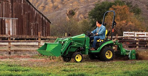 Sub-Compact Utility Tractors