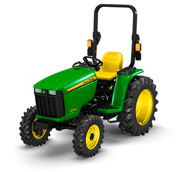 3025E Compact Tractor for $129 per month