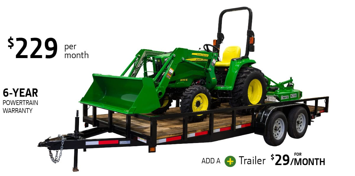 Tractor Package Deals Trigreen Equipment