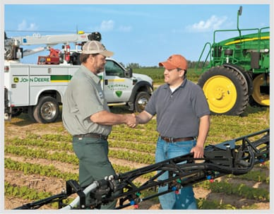 farm, lawn equipment repair