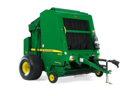 John Deere round baler financing offer