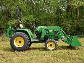 3025E Tractor Package