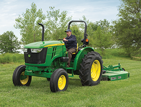 John Deere 5045E tractor package special offer