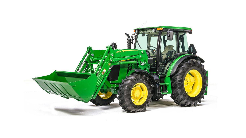5090M Tractor - New 5M Series (73-115 HP) - TriGreen Equipment