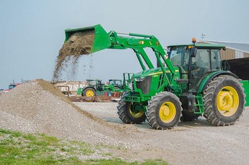 John Deere Utility Tractors Trigreen Equipment