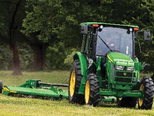 New Equipment Trigreen Equipment