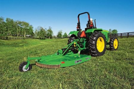 4044M Tractor Package Deal - TriGreen Equipment