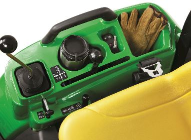 John Deere 1023E Sub-Compact Utility Tractor Special