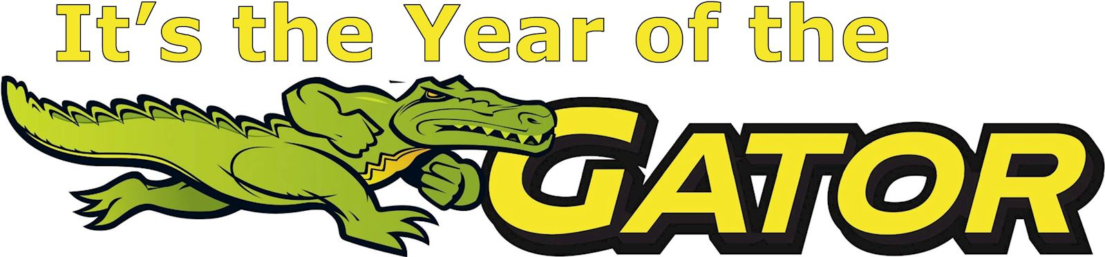 It's the year of the Gator!