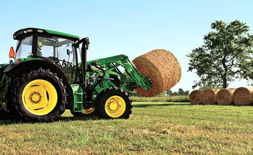 Loaders for Ag Tractors