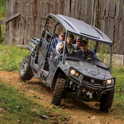 Best Use for UTV on Farm