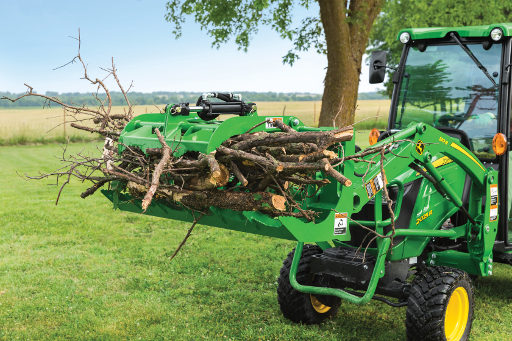 How to Clear Land of Small Trees and Brush | TriGreen Equipment