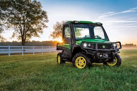 The Best Uses for a UTV on the Farm