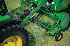 The Right Time and Tools for Cutting Hay