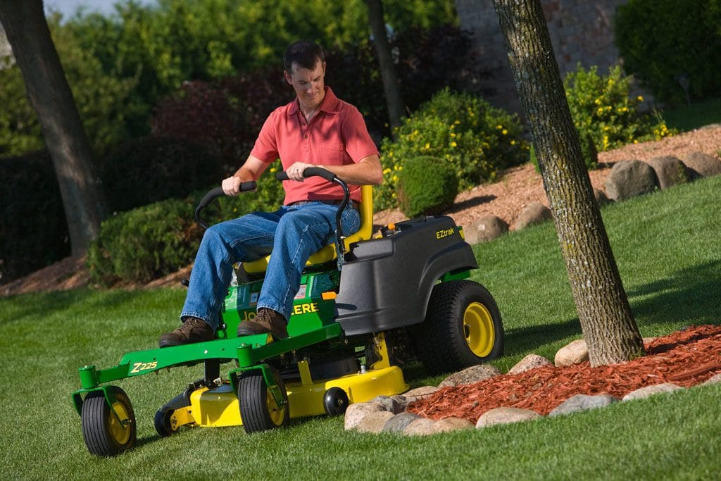How Much Time Can You Save with a Zero-Turn Mower? - TriGreen Equipment