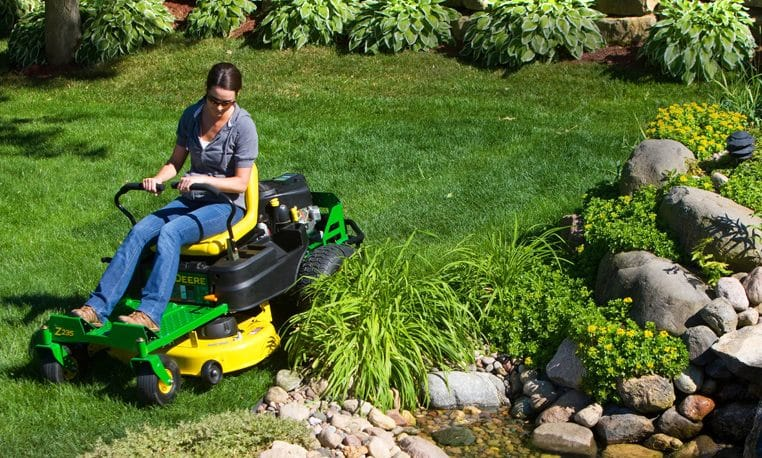 How Much Time Can You Save with a Zero-Turn Mower?