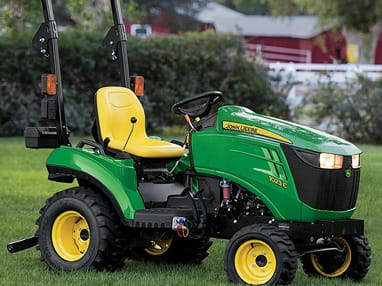 Small and Compact Tractors