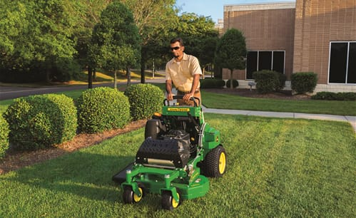 QuikTrak Mowers - Commercial Lawn Equipment - TriGreen Equipment