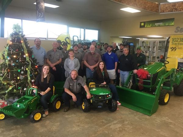 TriGreen Equipment Cullman