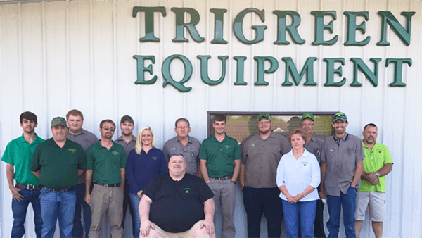 TriGreen Equipment Fayetteville
