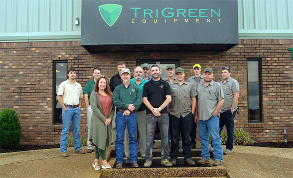 TriGreen Equipment Leighton
