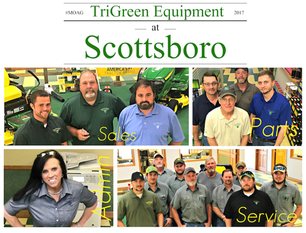 TriGreen Equipment Scottsboro