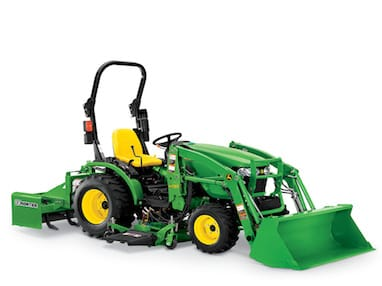 2032R tractor package