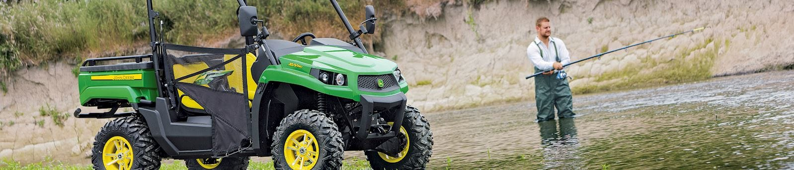 John Deere Gator Utility Vehicle Special Offers