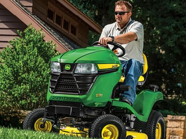 John Deere Select Series Lawn Tractors Special Offer