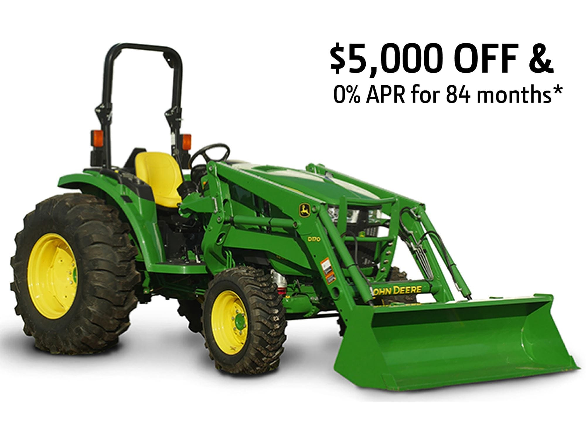 New 4066M Compact Utility Tractor