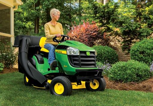 riding lawn mowers trigreen equipment