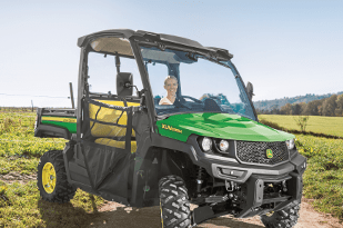 The John Deere XUV835M