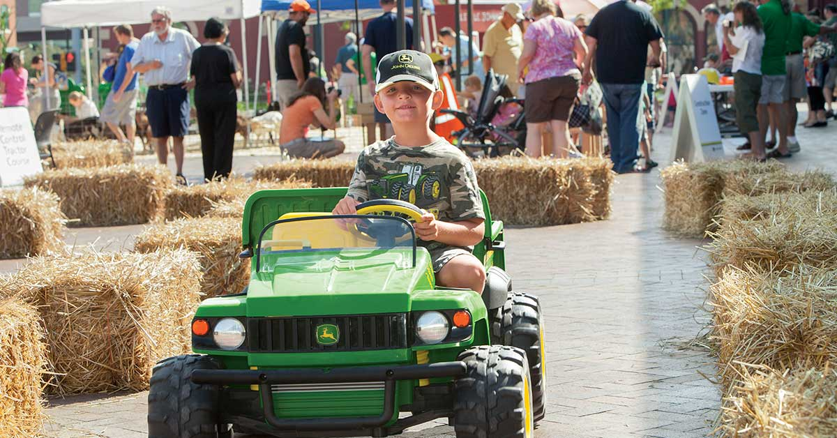Six Ways to Make the Most of Your John Deere Test-Drive
