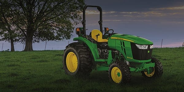 Compact Tractor Service